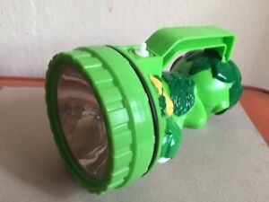 Vintage Green Giant - Sprout Flashlight