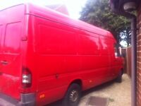 man and van for hire 24/6 cheap Lwb van Gloucester Bristol transport house move collections
