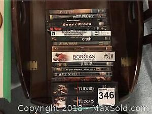 Collection Of DVDs A