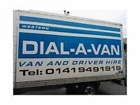 Dial-A-Van,Removals,Stores pick ups ,Single Items, Full &Part loads,FREE QUOTES! ASK