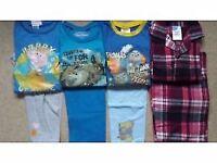 Bundle of Boy's Pyjamas 3 -4 Years