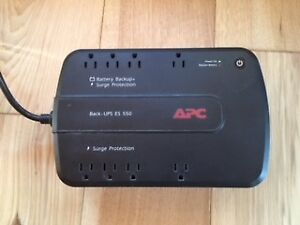 APC Battery Back Up and Serge Protector