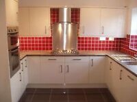 1 x Double room, available in a 4 bedroom townhouse in Atlantic Wharf
