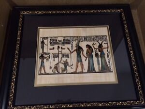 Authentic Egyptian Painting Downtown-West End Greater Vancouver Area image 1