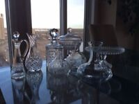 High Quality Crystal and Canadiana Glass