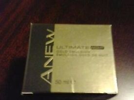 AVON ANEW ULTIMATE NIGHT CREAM GOLD - FULL SIZE – NEW
