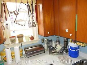 Kitchenware And Small Appliances A