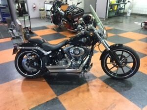 2014 SOFTAIL BREAKOUT FXSB