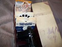 1948 viewmaster and some reels