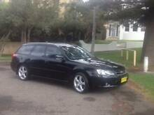 2004 Subaru Liberty Wagon Fairlight Manly Area Preview