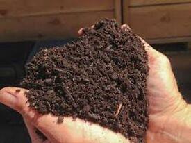 Compost - Sand - Stone - Topsoil