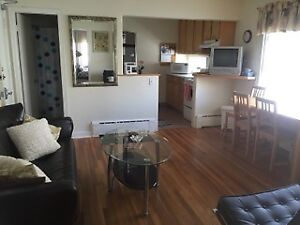 SEPT 1 - FURNISHED 1 BDRM APT ON DAL CAMPUS NEAR SMU, QEII, IWK