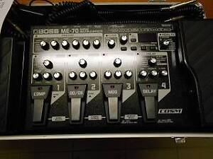 EFFECTS PEDAL ME70 Durack Brisbane South West Preview