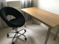 chair for desk, lovely condition