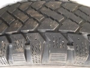 Set of Snow Tires for Sale 205/60R16 Windsor Region Ontario image 2