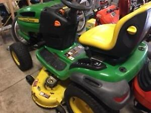 John Deer Lawn Mower and Blower For Sale