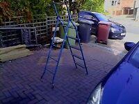 2 in 1 step ladders / ladders