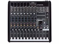 Mackie PROFX12 Mixing Desk 12 Channels