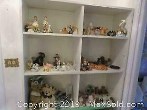 Figurines, Small Decor, Ornaments - A