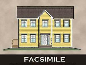 Large Two Storey House with Income Suite! Brand New Home!