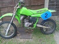 kx 60 nice fast bike runs perfect