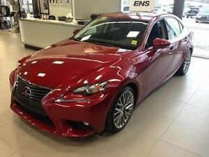 2015 Lexus IS 250 AWD Luxury