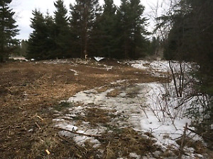 Townline Road 7 Acre Building lot