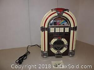 Thomas Jukebox Cassette Radio