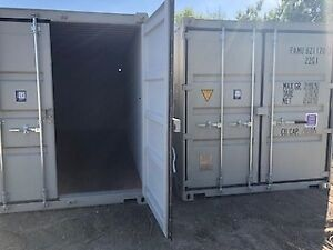 Brand new shipping containers for rent.