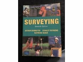 Surveying Book - Ideal for Studying