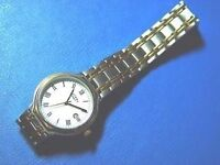 ROTARY WATCH - 2 tone works perfect