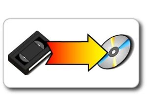 We convert all VCR-VHS (Pal/ Secam - NTSC)  videotapes to DVD