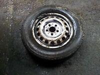 vito 110cdi 2002year model wheel + tyre 195/70r15c