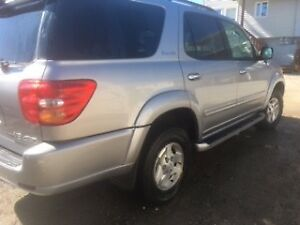 Toyota sequoia great shape