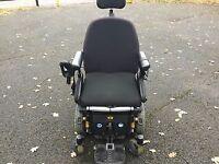 Quantum 600s wheel/powerchair