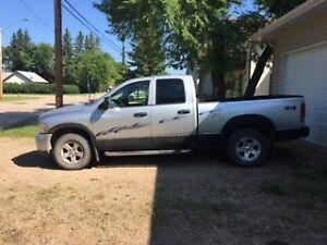 2002 Dodge Power Ram 1500 Sport Pickup Truck