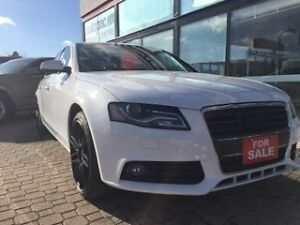 2011 Audi A4 Quattro 2.0 Turbo AWD☆PREMIUM☆■BLACKED OUT■LOW KMS■