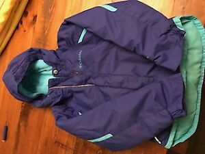 Columbia snow suit