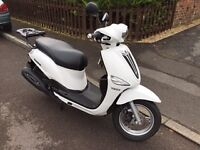 Yamaha, moped, show room condition