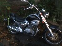 Kymco HIPSTER Motorbike 125 cc