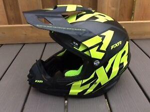 """FXR """"Torque X"""" Racing Helmet"""