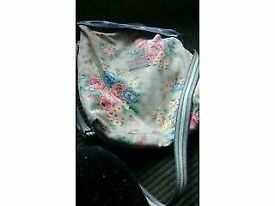 Cath Kidston bag excellent condition, like new.