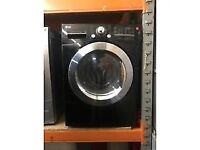 BLACK 8/6KG TOUCH CONTROL WASHER DRYER