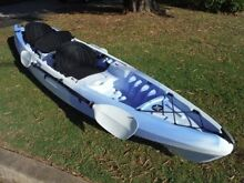 Perception Tribe 13.5 Sit-On Kayak Carss Park Kogarah Area Preview