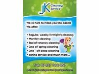 CLEANING SERVICE, END OF TENANCY.