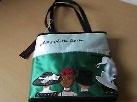 Day at the Races Handbag.