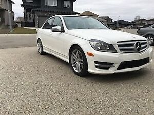 2012 Mercedes-Benz C250 Clear out