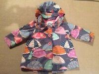 Next raincoat 9-12 months