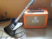 Orange Rocker 30 Combo, Vintage 30, 2 el34 + 312ax7, made in uk.