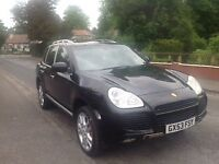 Porsche Cayenne Estate Turbo 5dr Tiptronic **great condition - full service history